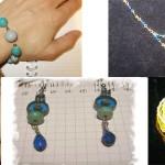 Подарки: браслеты, бусы и серьги